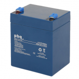 pbq LiFe 5-12 - LiFe Akku mit 12V und 5Ah