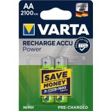 2 x Varta Ready2Use Mignon Akku 2100mAh