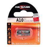 Ansmann Alkaline-Batterie 9V - GP10A - 10A - A10 - L1022