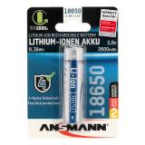 Ansmann Lithum-Ionen-Akku 18650 2600 mAh