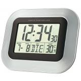 technoline Jumbo-Funk-Wanduhr LCD WS-8005