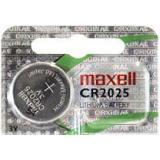 Maxell Lithium-Knopfzelle CR2025