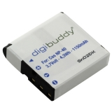 digibuddy Akku kompatibel zu Casio NP-40 Li-Ion