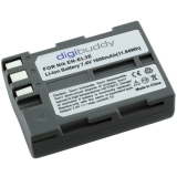 digibuddy Akku kompatibel zu Nikon EN-EL3e Li-Ion