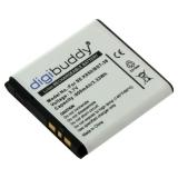 digibuddy Akku kompatibel zu Sony Ericsson BST-38 Li-Ion