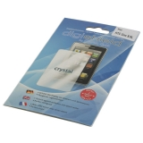 digishield Displayschutzfolie kompatibel zu HTC One X / One XL