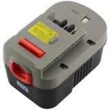 OTB Akku kompatibel zu Black & Decker A144 / HBP14 Li-Ion