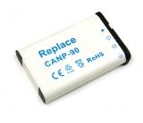 OTB Akku kompatibel zu Casio NP-90 Li-Ion