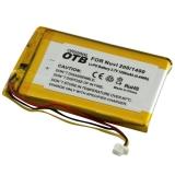 OTB Akku kompatibel zu Garmin Nüvi 200 Li-Polymer