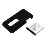 OTB Akku kompatibel zu HTC Evo 3D Li-Ion fat + Rückdeckel