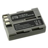 OTB Akku kompatibel zu Nikon EN-EL3e-2 Li-Ion