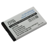 OTB Akku kompatibel zu Nokia BL-5J Li-Polymer