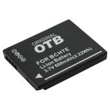 OTB Akku kompatibel zu Panasonic DMW-BCH7E Li-Ion