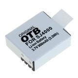 OTB Akku kompatibel zu QUMOX Actioncam SJ4000 Li-Ion