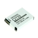 OTB Akku kompatibel zu Samsung SLB-10A / JVC BN-VH105 Li-Ion - 750mAh