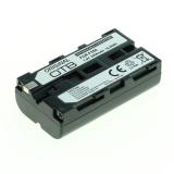 OTB Akku kompatibel zu Sony NP-F550 Li-Ion - 2000mAh