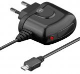 Reiseladegerät (110-240V) mit micro-USB Anschluss für Raspberry Pi