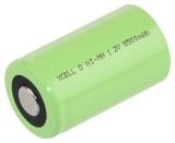 XCell Mono Akku NiMH 1,2V / 8500mAh kurze Variante