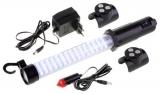 XCell Work 60+17 LED-Akku-Arbeitsleuchte aufladbar